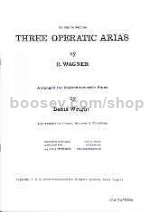 Three Operatic Arias (Euphonium) (treble clef)