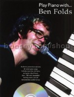 Play Piano with . . . Ben Folds (Book & CD)