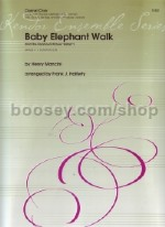 Baby Elephant Walk Clarinet Choir