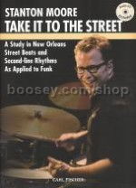 Take It To The Street (Book & CD)
