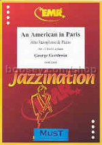 American in Paris Alto Sax & piano