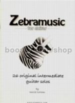Zebramusic for Guitar Complete Edition (Books 1 & 2 plus 9 new pieces)