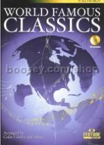 World Famous Classics Horn F/Eb (Book & CD)