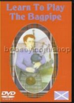 Learn To Play The Bagpipe DVD