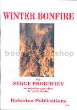 Winter Bonfire 1st Movement arranged for Piano Duet