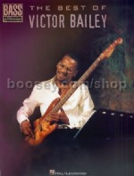 Best of Victor Bailey (Bass Guitar Tablature)