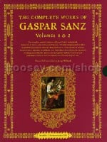 Complete Works of Gaspar Sanz (Slipcase)