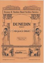 Dunedin for military band (March Card Set)