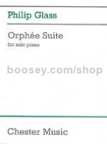 Orphee Suite For Piano