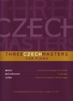 Three Czech Masters For Piano