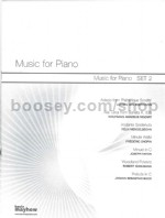 Music For Piano Music For Piano Set 2