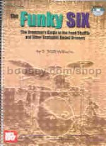 Funky Six Drummer's Guide To Funk Shuffle (Book & CD)