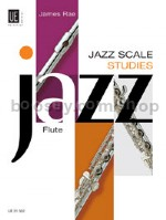 Jazz Scale Studies for Flute