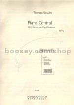 Piano Control (1974) Practical edition