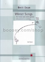 Winter Songs, after e.e. cummings (2000)