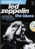 Play Guitar With... Led Zeppelin: The Blues (Book & CD)