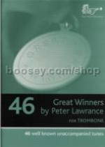 Great Winners for Trombone (Bass Clef) (Book only)