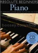 Absolute Beginners Piano Book 1
