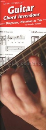 Important Guitar Chord Inversions