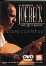 Joe Beck Solo Jazz Guitar DVD