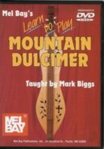 Learn To Play Mountain Dulcimer DVD