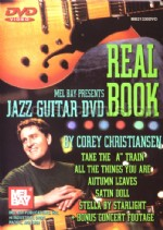 Real Book Jazz Guitar DVD