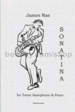 Sonatina for tenor saxophone & piano