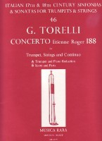 Concerto in D Etienne Roger 188 (Trumpet & Piano)