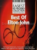 Easiest Keyboard Collection Best Of Elton John