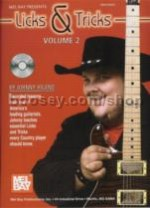 Licks & Tricks vol.2 (Book & CD)