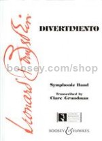 Divertimento - Wind Band Score & Parts