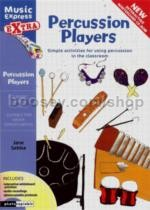 Percussion Players (7-11) Music Express Extra (Book & CD)