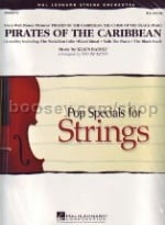 Pirates Of The Caribbean - Pop Specials Series (score & parts)