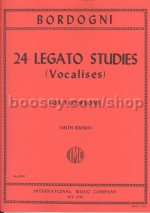 24 Legato Studies (Vocalises)