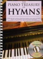 Piano Treasury Of Hymns (Book & CD)