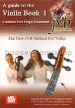 Beginner's Guide To The Violin Book 1 JVB Method