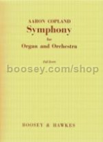 Symphony for Organ & Orchestra