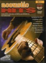 Guitar Play Along DVD 03 Acoustic Hits