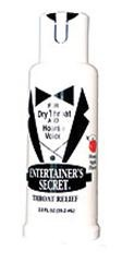 Entertainer's Secret Throat Relief Spray