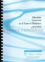 Variations on a Theme by Hindemith (Study Score)