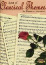 Best Of Classical Themes piano (all C Insts)