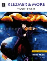 Klezmer & More - violin duets