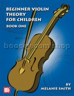 Beginner Violin Theory For Children Book 1