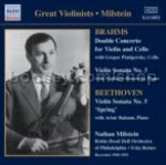 Nathan Milstein plays... (Naxos Historical Audio CD)