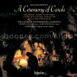 A Ceremony of Carols Op. 28/Missa Brevis Op. 63/Jubilate Deo etc. (Hyperion Audio CD)