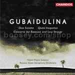 Concerto for Bassoon & Low Strings/Bassoon Duo/Quasi hoquetus (Chandos Audio CD)