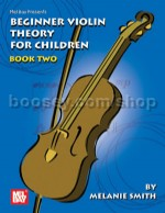 Beginner Violin Theory For Children Book 2