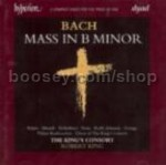 Mass in B minor (Hyperion Audio CD)