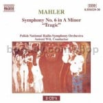 Symphony No.6 in A minor (Naxos Audio CD)