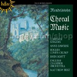 Choral Music - Hear my prayer (Hyperion Audio CD)